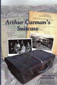 Arthur Carman's Suitcase