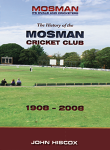 The History of the Mosman Cricket Club