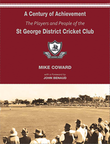 100 years of St George Cricket Club