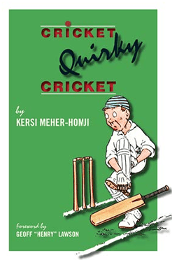 Cricket Quirky Cricket