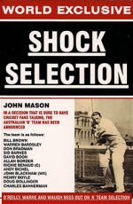 Cricket Shock Selection