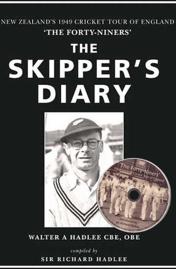 The Skipper's Diary by Walter Hadlee