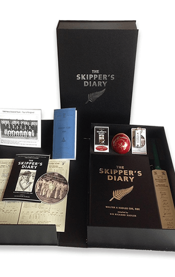 The Skipper's Diary Limited Edition