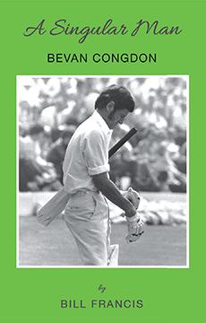 A Singular Man - Bevan Congdon