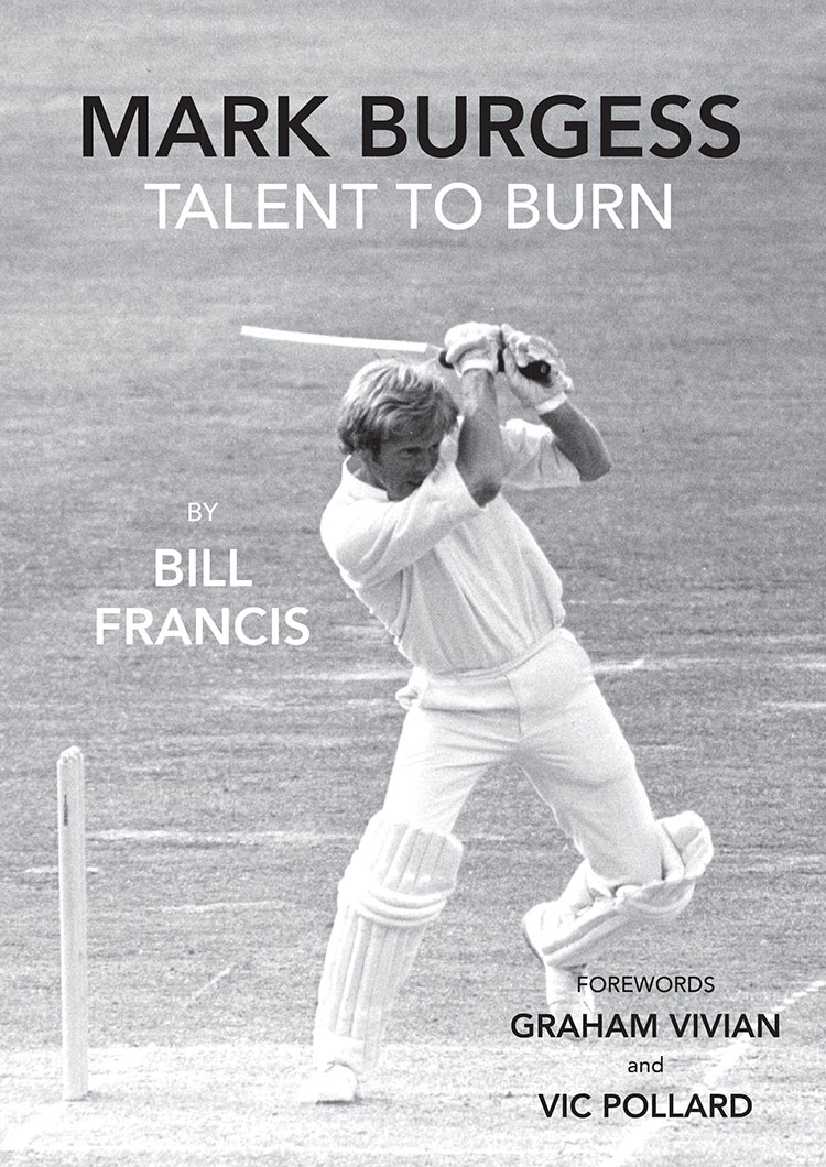 Talent to Burn - Mark Burgess