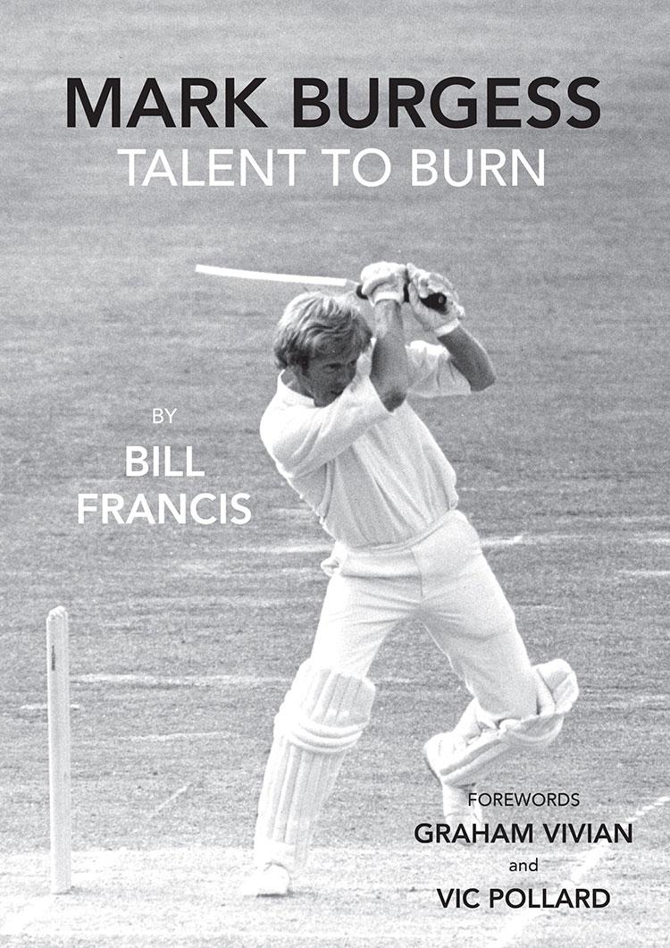 Talent to Burn - Mark Burgess