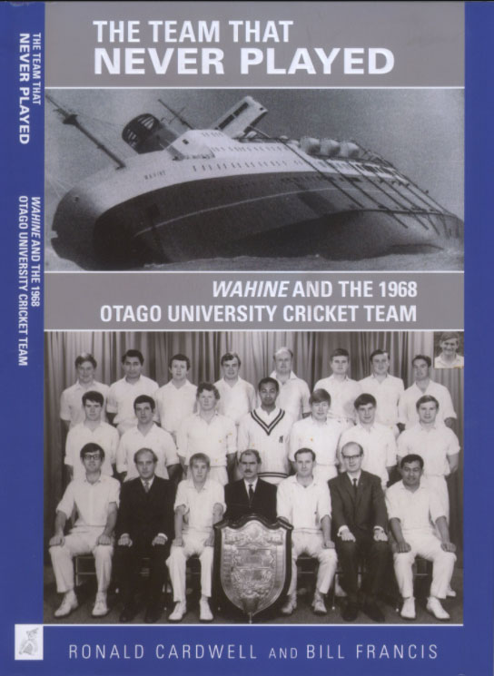 The Team that Never Played - Wahine Disaster 1968